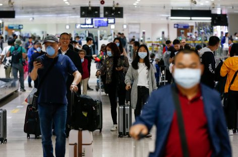 Extinderea epidemiei provocate de coronavirusul Covid-19 începe să încetinească: 1.116 decese și peste 45.000 de persoane infectate