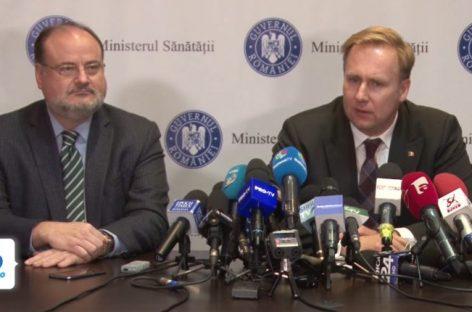 """Ministrul Sănătății despre medicul amendat că nu a anunțat suspiciunea de coronavirus: ,,Cazul se analizează în comisia de medicină de urgență"""""""
