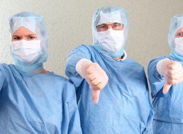 Mai mulți medici de la Spitalul Floreasca au întrerupt activitatea după demiterea lui Mircea Beuran de la conducerea secției de chirurgie
