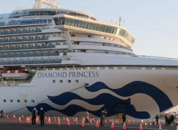 UPDATE: Al doilea român depistat cu coronavirus pe vasul de croazieră Diamond Princess