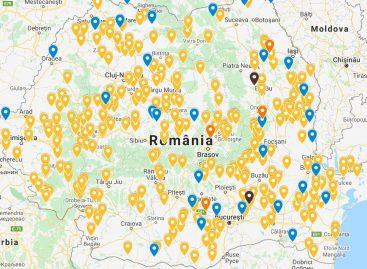 Harta actualizată a asistenței primare: 328 de comune din România nu au niciun medic de familie, în timp ce 271 de localități au prea multe cabinete