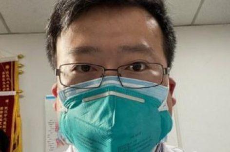Medicul chinez din Wuhan care a anunțat apariția noului coronavirus înaintea autorităților a murit din cauza virusului
