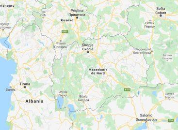 Coronavirus: Macedonia de Nord, a treia țară din Balcani care confirmă un caz de infecție
