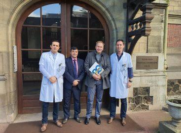 Un spital din Franța ar putea primi pacienți români pentru intervenții complexe de transplant pulmonar