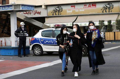 Bilanțul epidemiei de coronavirus din Iran s-a agravat sensibil: 245 de persoane infectate și 26 de morți