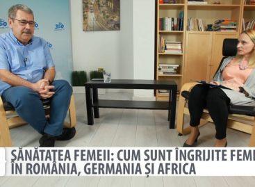 [VIDEO] Sănătatea femeii: cum sunt îngrijite femeile în România, Germania și Africa