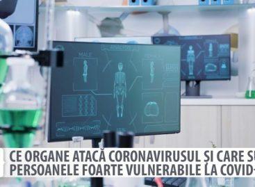 VIDEO EXCLUSIV: Ce organe atacă coronavirusul și care sunt persoanele foarte vulnerabile la Covid-19