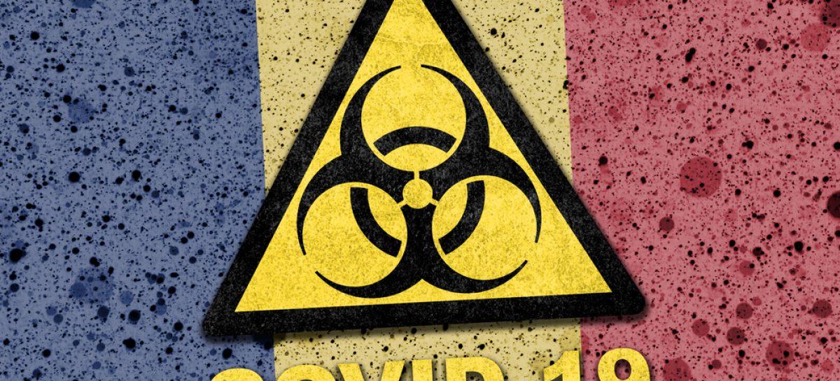 Un institut american estimează că vârful epidemiei de coronavirus din România va fi în perioada 11-13 aprilie