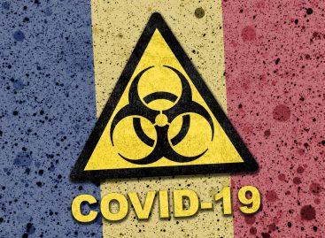 Covid-19 în România: numărul de noi cazuri depășește din nou 1.400