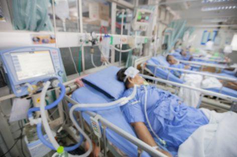 Toate spitalele din România, obligate să aloce 10% din locurile la terapie intensivă pentru pacienți cu Covid-19