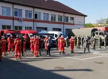 România trimite o echipă de 42 de cadre medicale în Republica Moldova