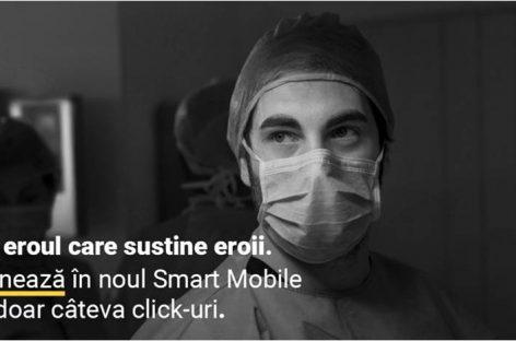 Donații prin Smart Mobil pentru Fundația pentru Smurd