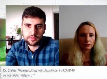 [VIDEO] EXCLUSIV: Medic român în Franța, despre examinări radiologice și imagistice utilizate în Covid-19