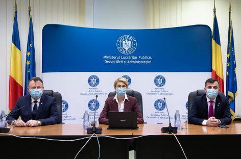 Contractul pentru finanțarea spitalului regional din Craiova, semnat de reprezentanții guvernului