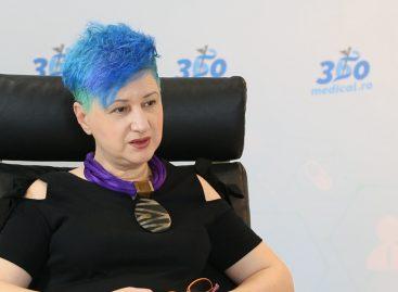 """[VIDEO] Simona Tănase (AISM), despre terapiile pentru scleroză multiplă: """"Autoritățile ne-au dus cu zăhărelul"""""""