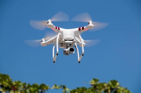 Cum măsoară italienii temperatura cu dronele pentru a depista Covid-19