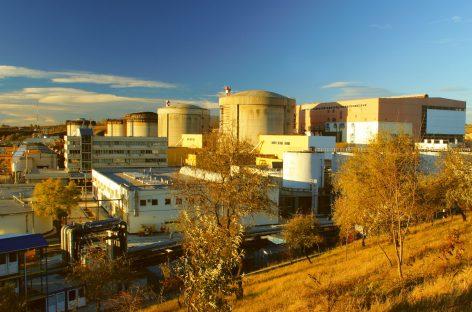 Centrala nucleară de la Cernavodă ar putea produce izotopi radioactivi pentru tratamentul cancerului