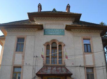 Dr. Cristian Oancea, numit manager al Spitalului de boli infecțioase Victor Babeș din Timișoara