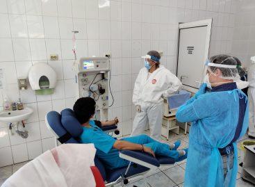 Ministerul Sănătății primește gratuit încă 32 de aparate pentru plasmafereză