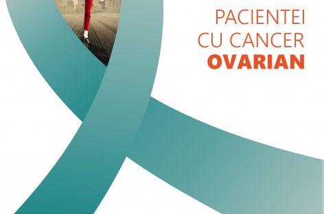 Ziua Mondială de Luptă împotriva Cancerului Ovarian: Federaţia Asociaţiilor Bolnavilor de Cancer, în parteneriat cu Roche România, lansează un ghid esențial pentru pacientele cu cancer ovarian