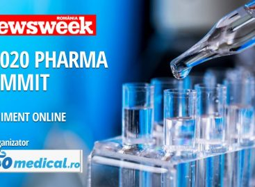 Evenimentul online #2020 Pharma Summit