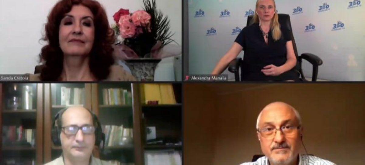 [VIDEO] Webinar 360medical.ro-Nutriția de precizie: Cum poți preveni și trata anumite boli