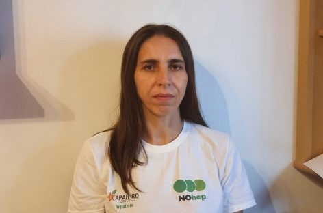 [VIDEO]: Marinela Debu, APAH-RO, despre situația pacienților cu hepatite pe perioada pandemiei Covid-19