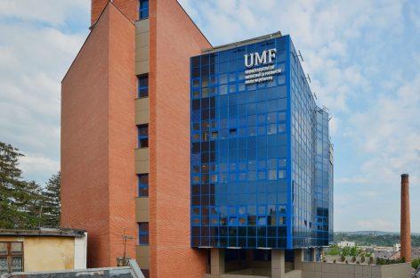 UMF Cluj, a doua școală de medicină din România în topurile internaționale