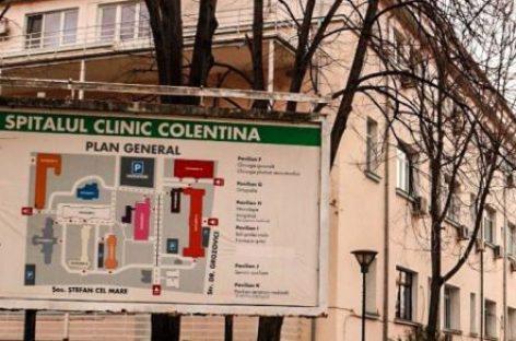 Spitalul Clinic Colentina s-a deschis și pentru pacienții non-COVID