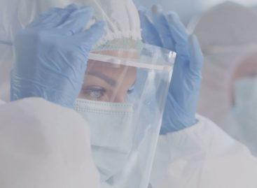 Spor de până la 85% pentru personalul medico-sanitar şi auxiliar sanitar pentru COVID-19