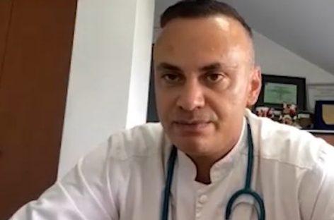 """[VIDEO] Dr. Adrian Marinescu despre COVID-19: ,,În sezonul rece, lucrurile se vor complica în privința diagnosticului!"""""""