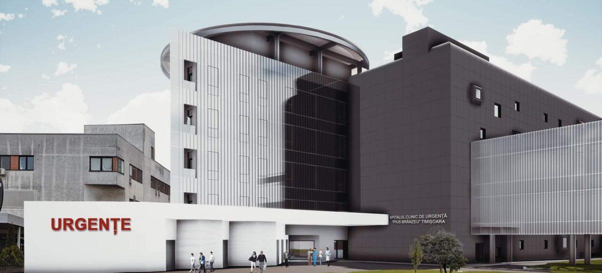 Campus nou la UMF Victor Babeș Timișoara, finanțat de guvern cu 144 milioane lei