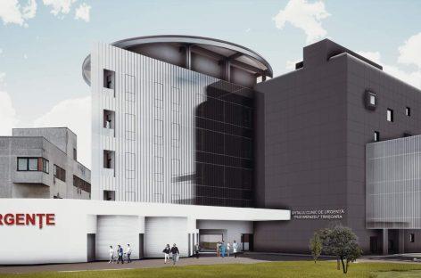 Spitalul Județean din Timișoara va primi 52 de milioane de euro pentru o nouă clădire