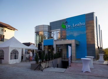 Cel mai mare centru de stomatologie din zona Moldovei se deschide astăzi