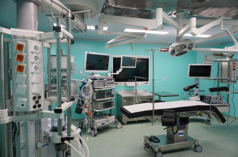 Maternitatea din Oradea, dotată cu un nou bloc operator modern cu 3 săli de operaţie şi o secţie de terapie intensivă