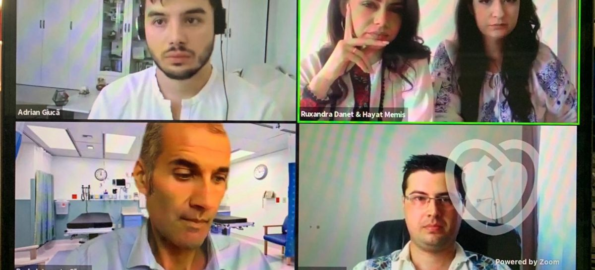 Patru tineri cardiologi români, câștigătorii concursului european de Cazuri Clinice Simulate