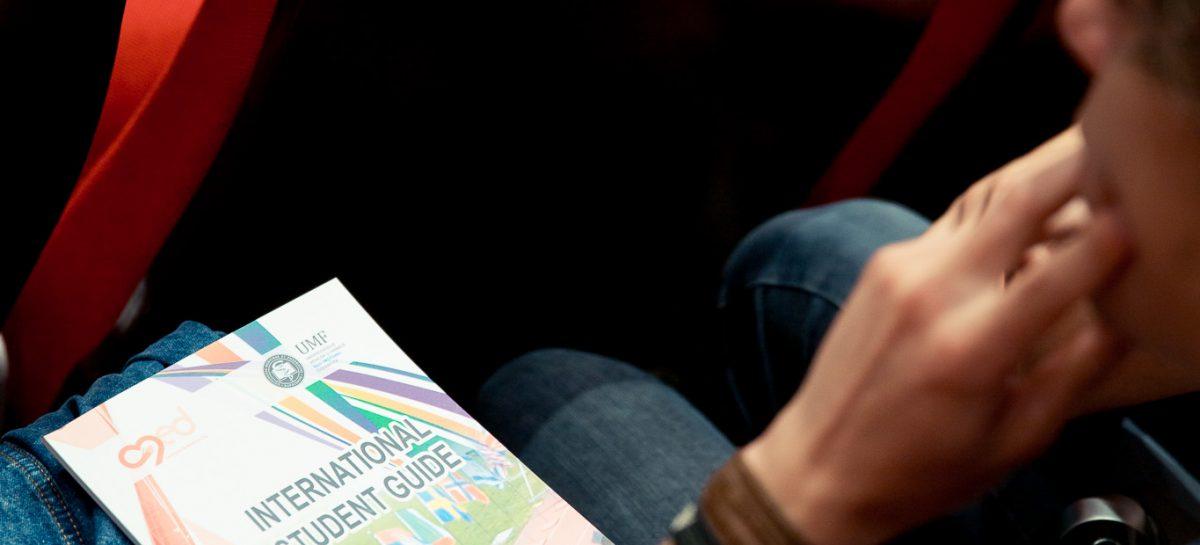 Număr-record de candidați străini la UMF Cluj: tineri din  90 de țări au concurat pe 600 de locuri