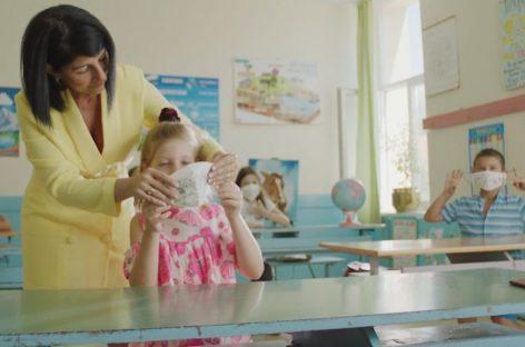"""[VIDEO]: Dr. Daniela Rajka, despre medicii de medicină școlară: """"Suntem puțini și avem mai multe unități de învățământ arondate"""""""