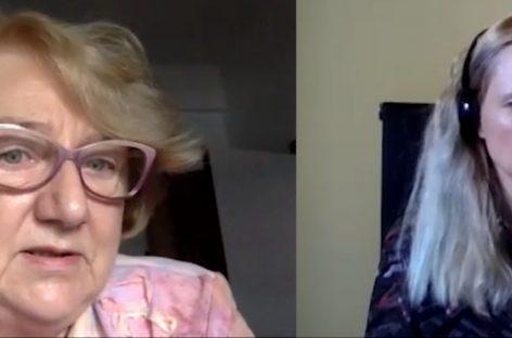 [VIDEO] EXCLUSIV Prof. univ. dr. Cătălina Tudose: Secțiile de COVID psihogeriatrie și asistența medicală comunitară ar fi fost utile în pandemie