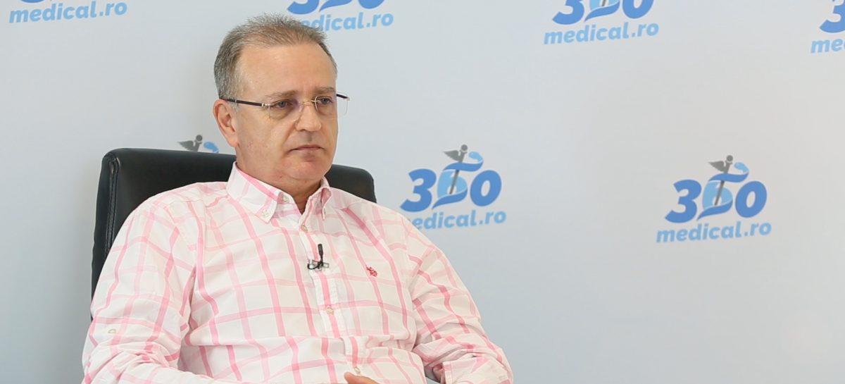 """[VIDEO] Prof. univ. dr. Cristian Băicuș: """"Dacă aș fi decident, aș blestema câteva spitale să fie suport COVID, așa cum s-a făcut"""""""