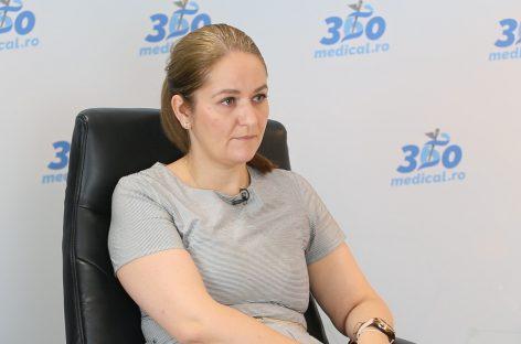 [VIDEO] Dr. Lavinia Antonie, despre tiroidita subacută în Covid-19: O parte dintre pacienți pot rămâne cu disfuncții temporare