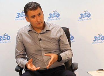 """[VIDEO] Dr. Victor Titirez: """"Tratamentul conservator în cancerul de sân nu este o opțiune frecventă în România"""""""