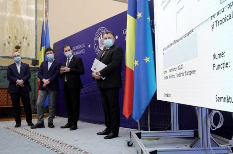 Fonduri europene de 100 milioane euro pentru dotarea a 22 de spitale din București