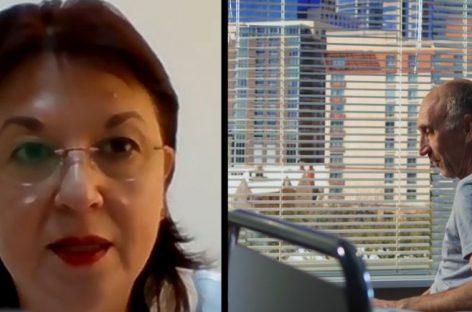[VIDEO] Prof. dr. Gabriela Radulian: Neuropatia diabetică poate fi prevenită. Să nu ajungem la picior diabetic și la risc de amputație
