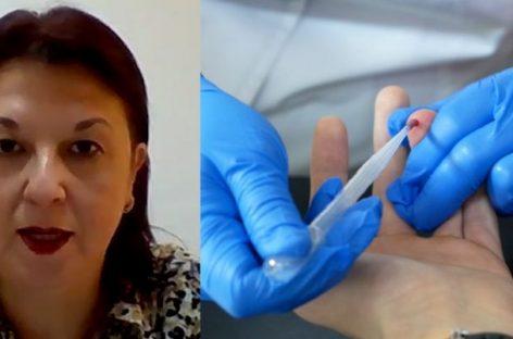 [VIDEO]: Prof. univ. dr. Gabriela Radulian, despre Covid-19 la persoanele cu diabet zaharat