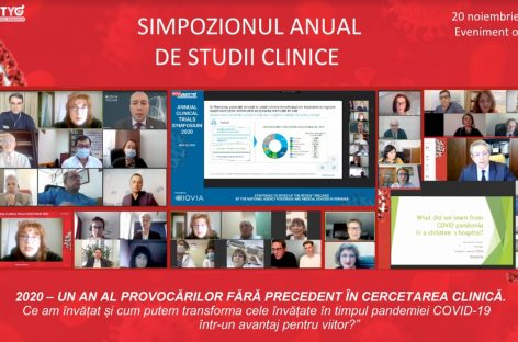 Ce învățăminte aduce pandemia COVID-19 pentru industria de studii clinice și pacienți?