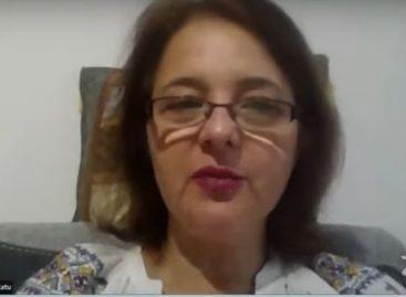 """Rozalina Lăpdatu, APAA: ,,Ne dorim ca programul de scleroză multiplă să se descentralizeze"""""""