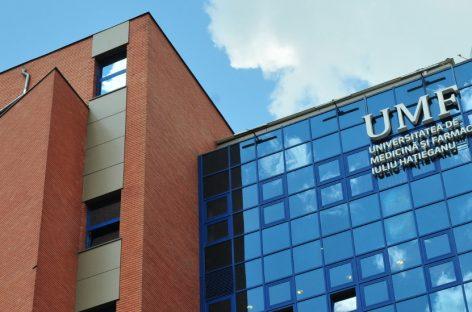 UMF Cluj, considerată cea mai bună universitate din România în domeniul cercetării într-un clasament internațional