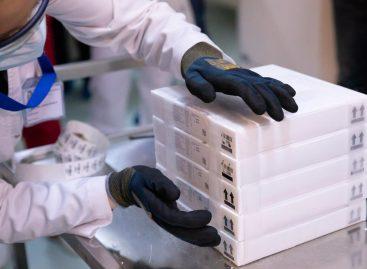 O nouă tranșă de vaccinuri Pfizer/BioNTech ajunge luni în România