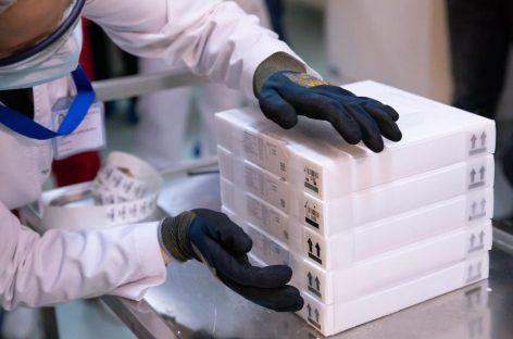 Peste 108.000 de cadre medicale din România, vaccinate împotriva Covid-19